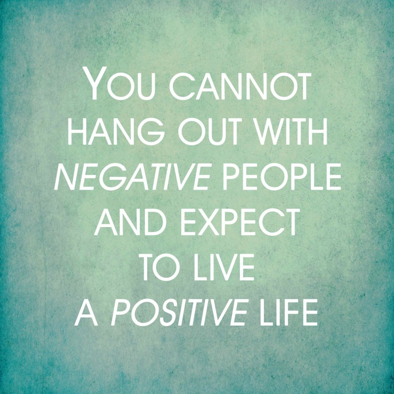 Negative People Quote 3 Picture Quote #1