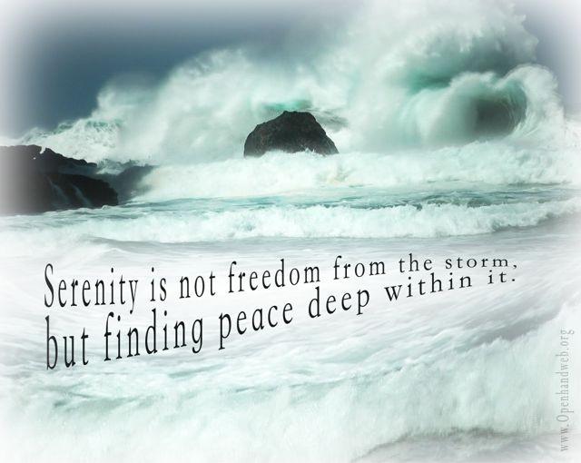 Serenity Quote 1 Picture Quote #1