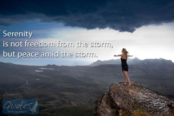Serenity Quote 2 Picture Quote #1