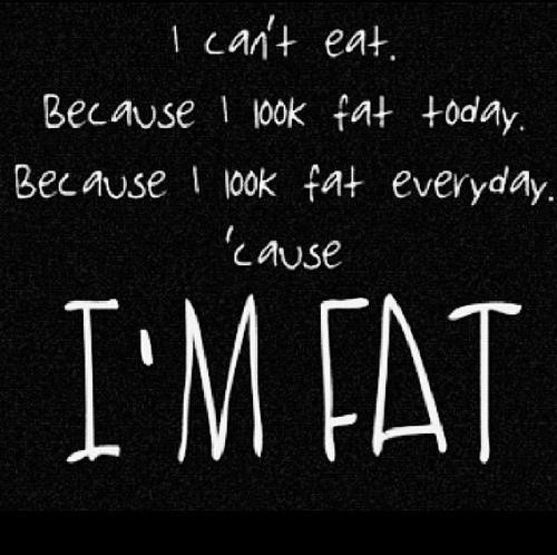 Anorexia Quote 1 Picture Quote #1