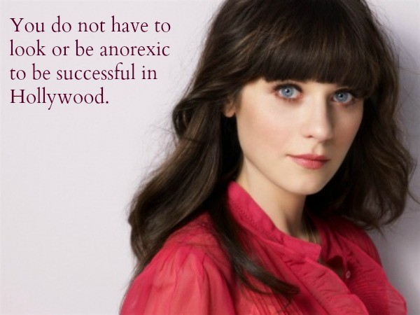 Anorexia Quote From Celebrities 1 Picture Quote #1