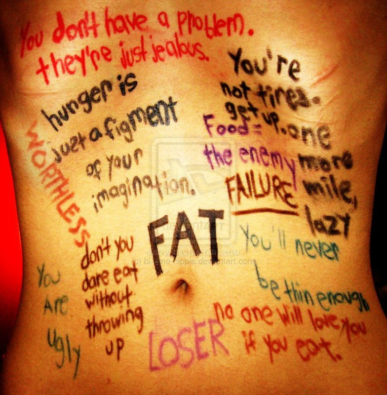 Anorexia Quote 6 Picture Quote #1