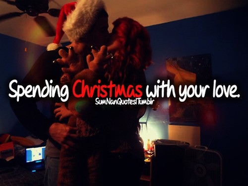 Christmas Love Quote 2 Picture Quote #1