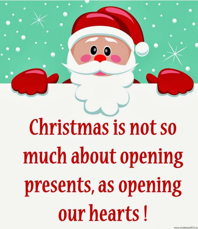 Christmas Love Quote 8 Picture Quote #1
