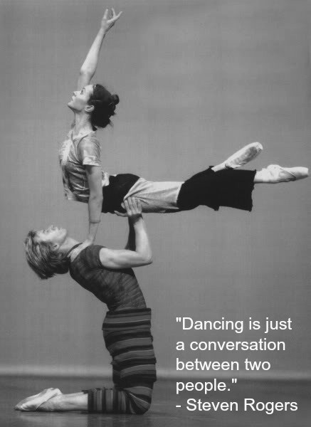 Ballet Quote 2 Picture Quote #1