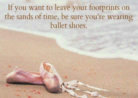 Ballet Quote 3 Picture Quote #1