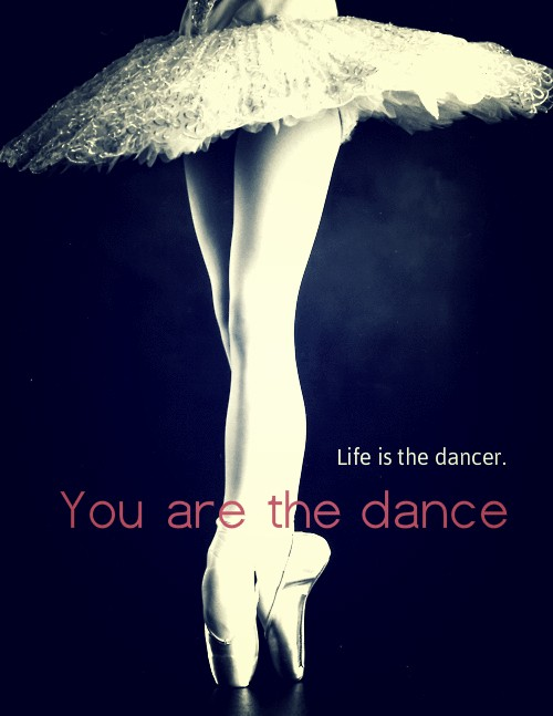 Dance Ballet Quote 3 Picture Quote #1