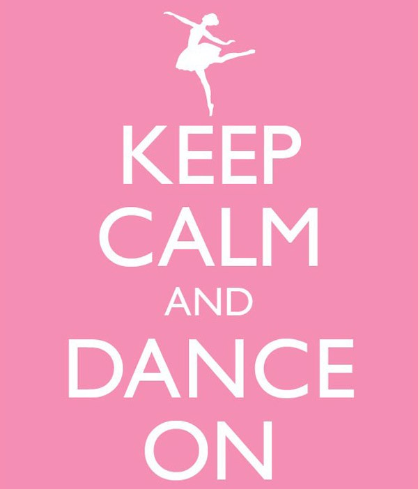 Cute Ballet Quote 1 Picture Quote #1