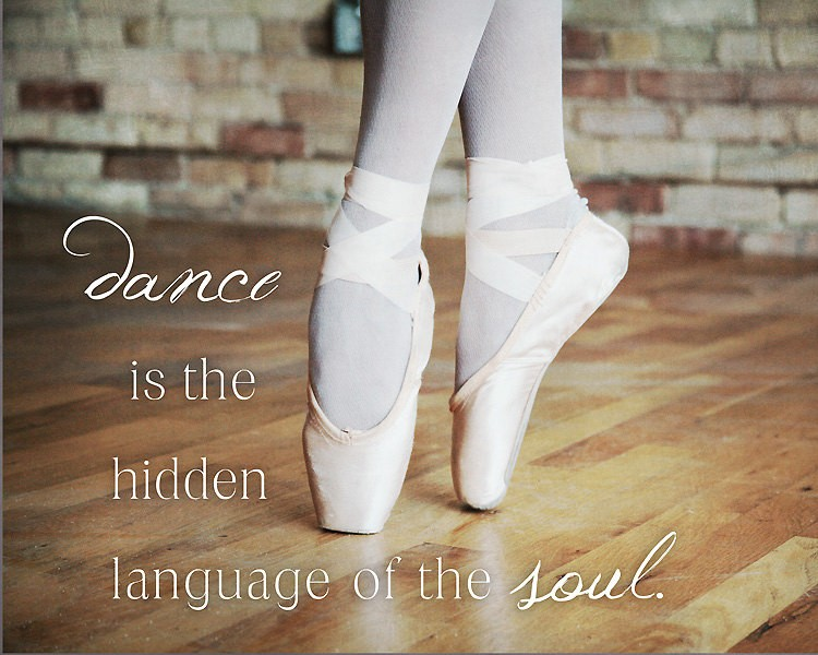 Ballet Quote 6 Picture Quote #1