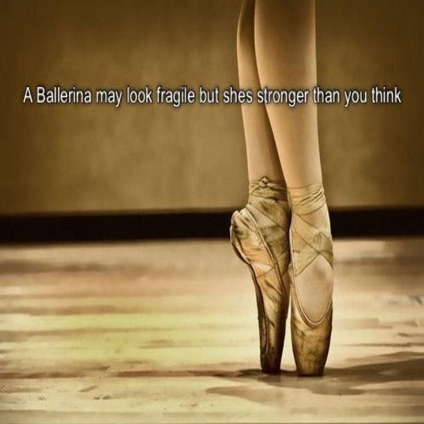 Ballet Quote 7 Picture Quote #1