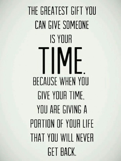 The Gift Of Giving Quote 1 Picture Quote #1