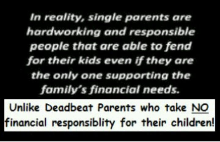 Deadbeat Dad Quote | Quote Number 613687 | Picture Quotes