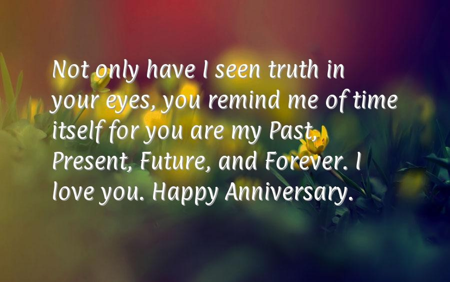 Anniversary Quote For Him 2 Picture Quote #1