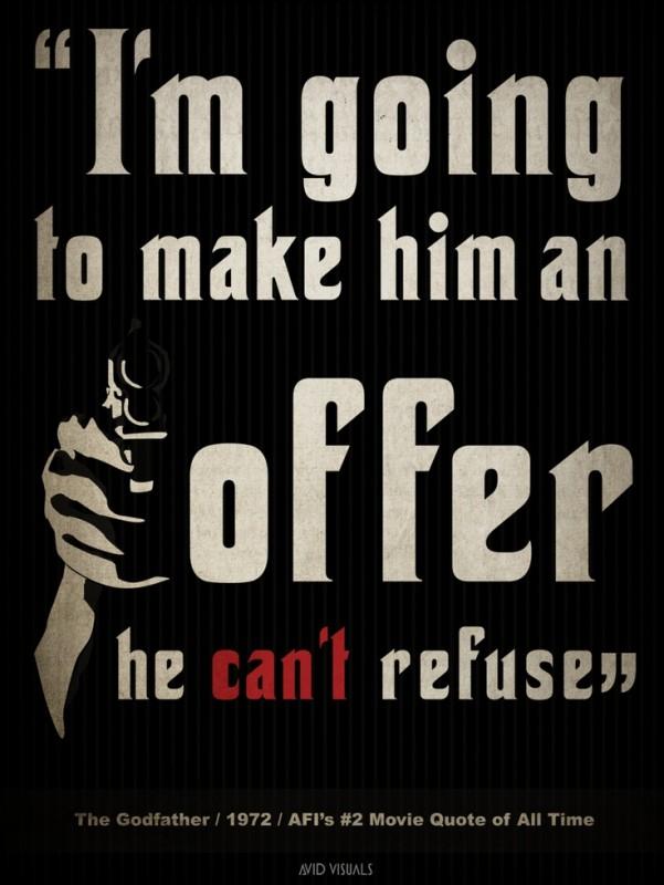 Mafia Quote 3 Picture Quote #1