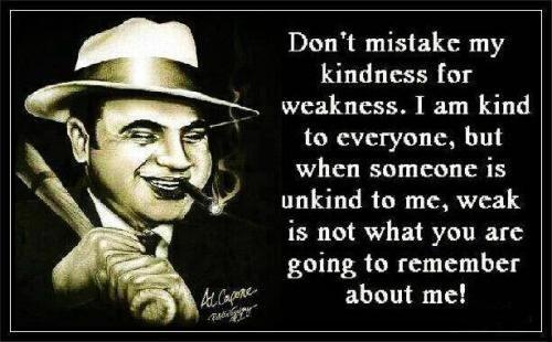 Mafia Quote 6 Picture Quote #1