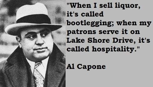 Famous Mafia Quote 1 Picture Quote #1