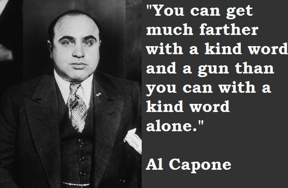 Mafia Quote 12 Picture Quote #1