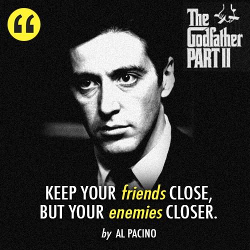 Mafia Quote 14 Picture Quote #1