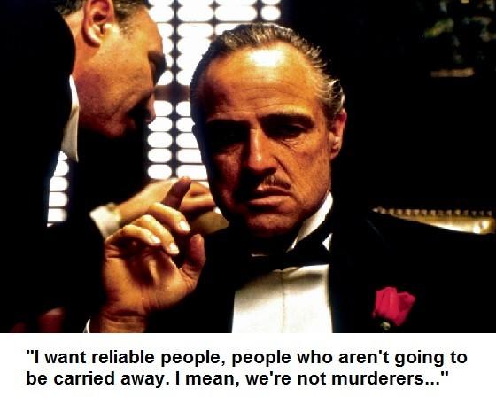 Mafia Quote 21 Picture Quote #1