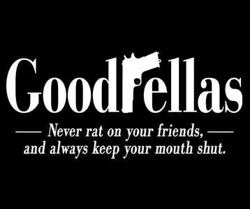 Mafia Quote About Rats 1 Picture Quote #1