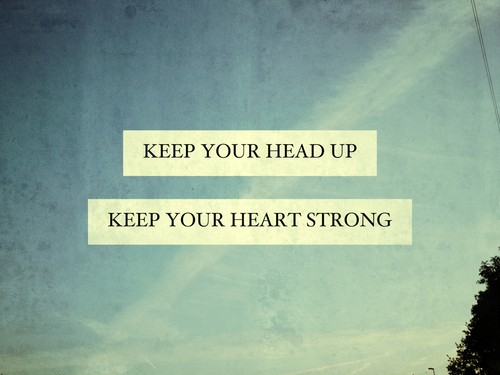 Keep Going Strong Quote 1 Picture Quote #1
