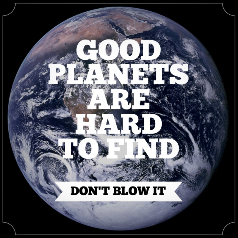 Earth Day Quote 5 Picture Quote #1