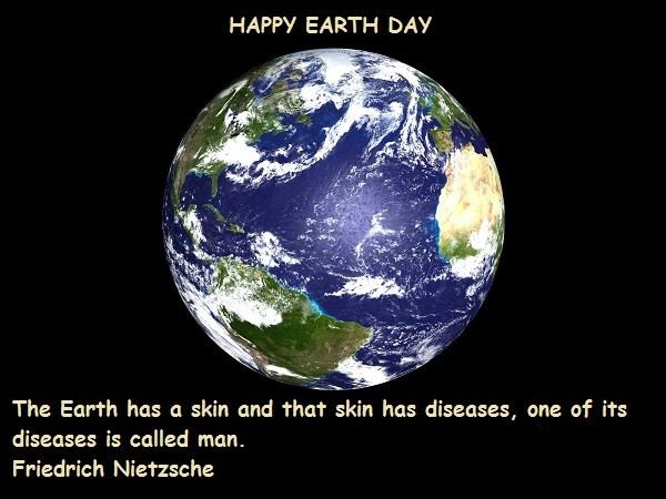 Earth Day Quote 6 Picture Quote #1