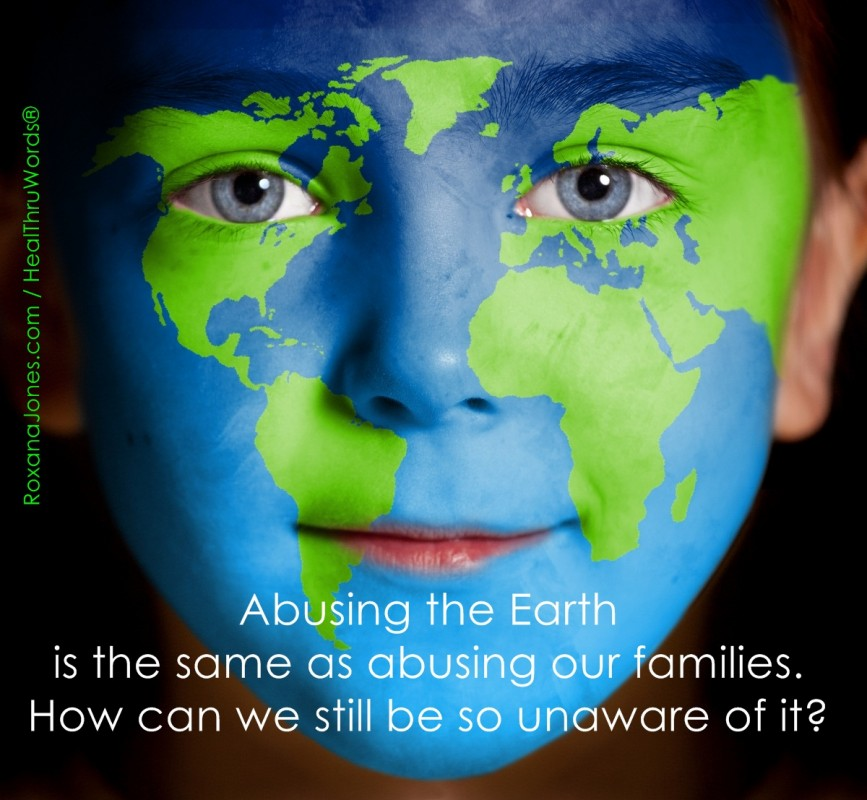 Earth Day Quote 7 Picture Quote #1