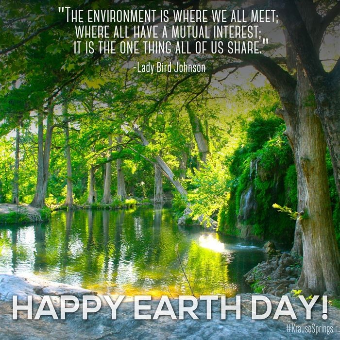 Earth Day Quote 9 Picture Quote #1