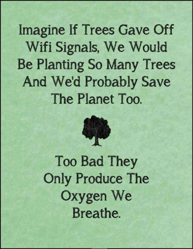 Earth Day Funny Quote 1 Picture Quote #1