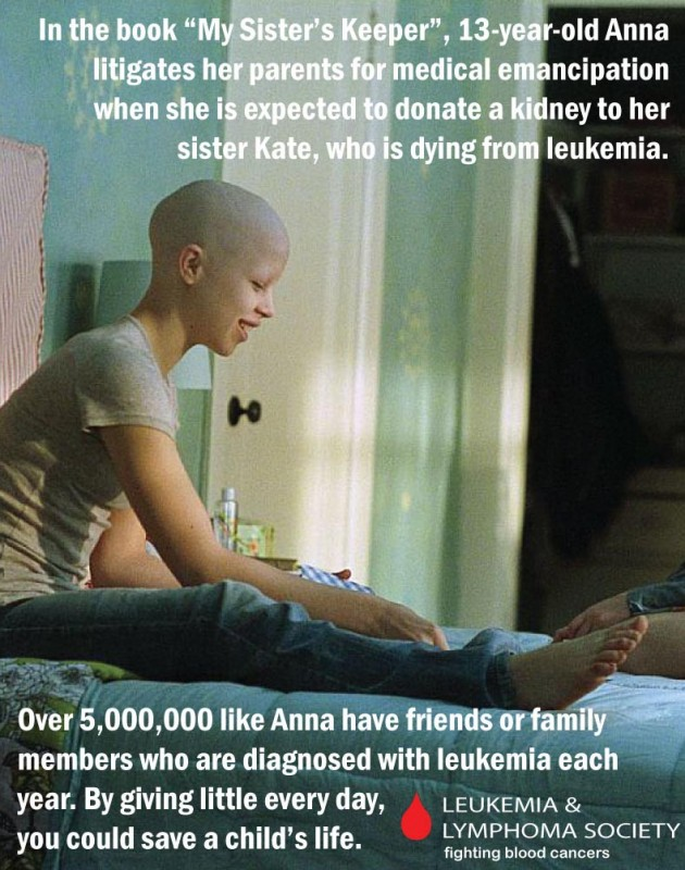 a review of the movie my sisters keeper Movie review sara and brian live it feels unbelievably cynical to start giggling during a movie about a girl with cancer, but my sister's keeper is just as.