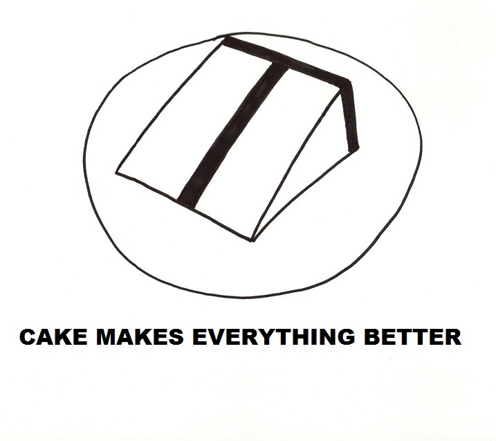 Cake Quote 1 Picture Quote #1