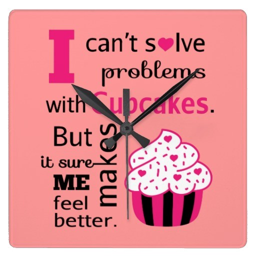 Cute Cupcake Quote 3 Picture Quote #1