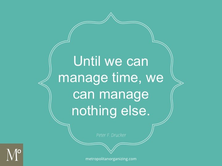 Time Management Quote 1 Picture Quote #1