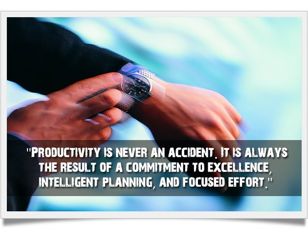 Time Management Quote 6 Picture Quote #1