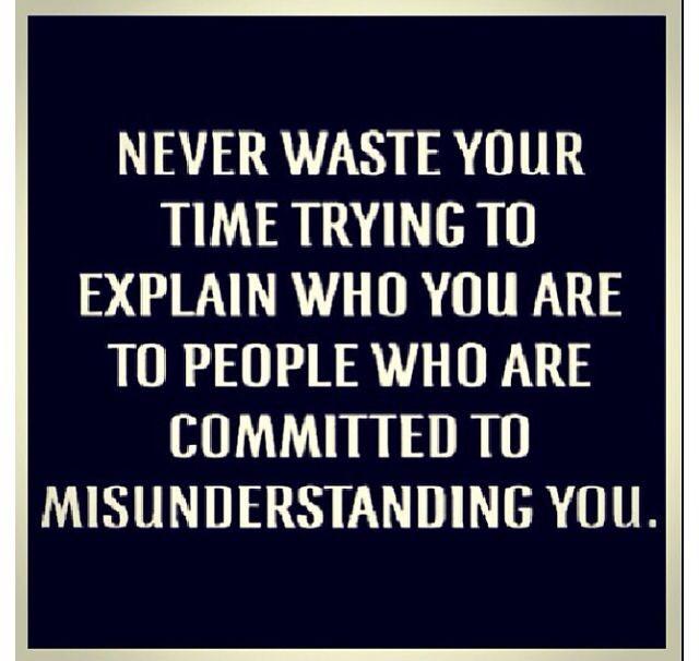 Misunderstood Quote 4 Picture Quote #1