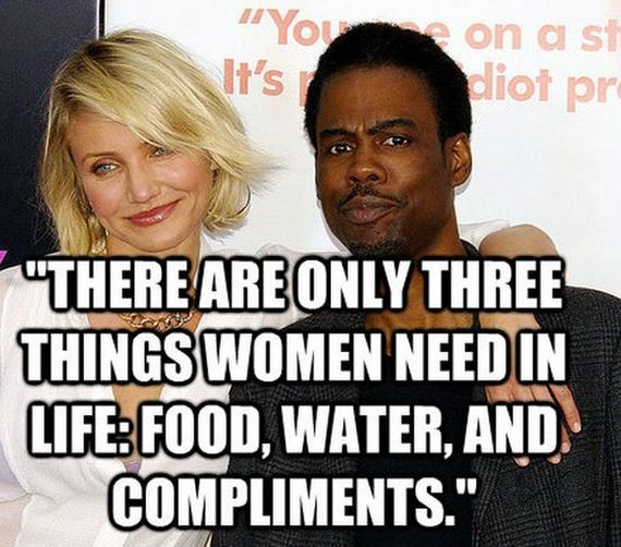 Chris Rock Quote On Relationships 2 Picture Quote #1