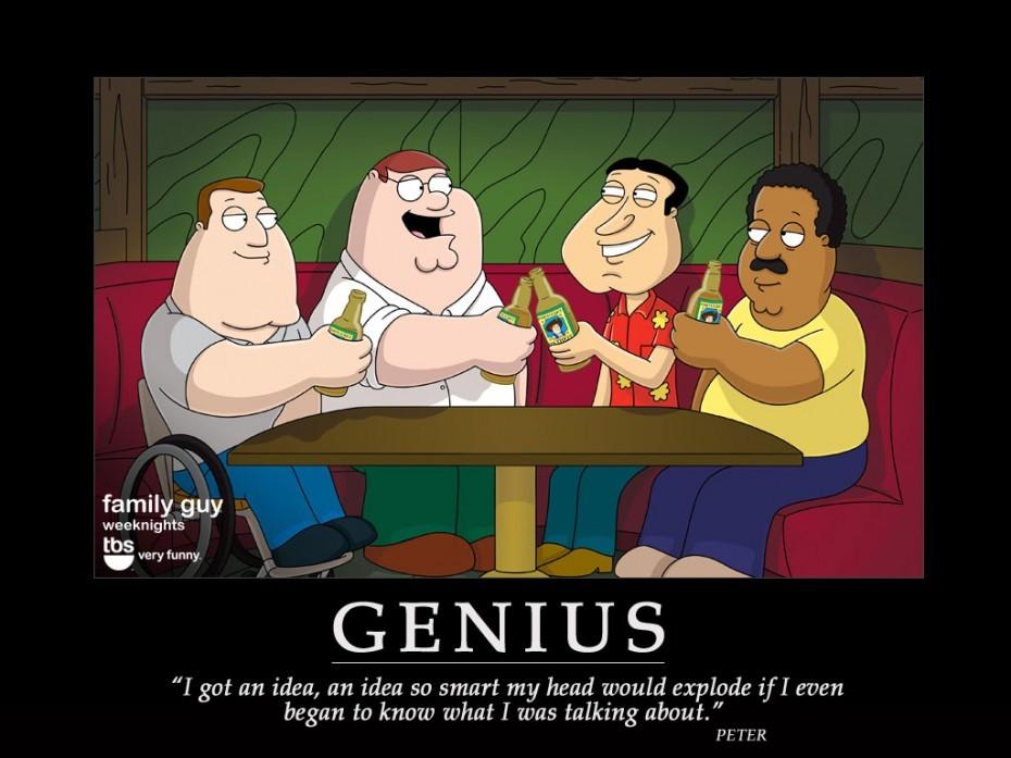 Genius Quote 1 Picture Quote #1