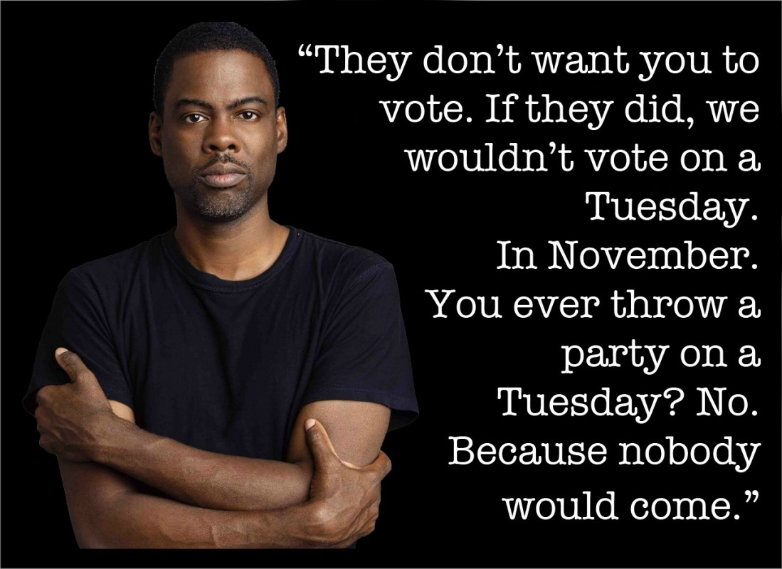Chris Rock Quote 18 Picture Quote #1