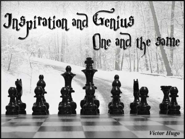 Genius Quote 3 Picture Quote #1