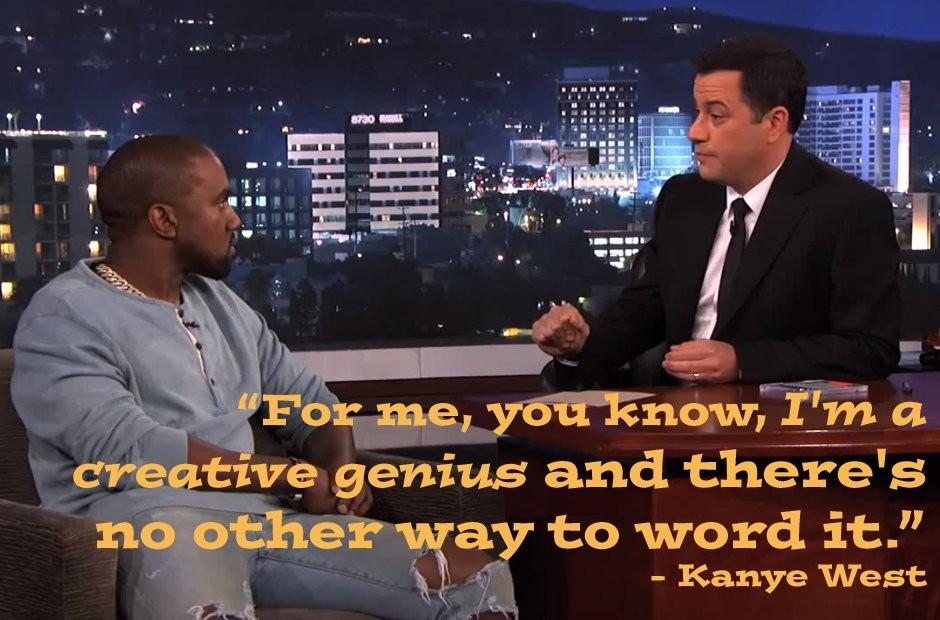 Creative Genius Quote 1 Picture Quote #1