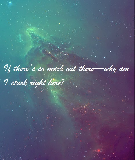 Space Quote 1 Picture Quote #1