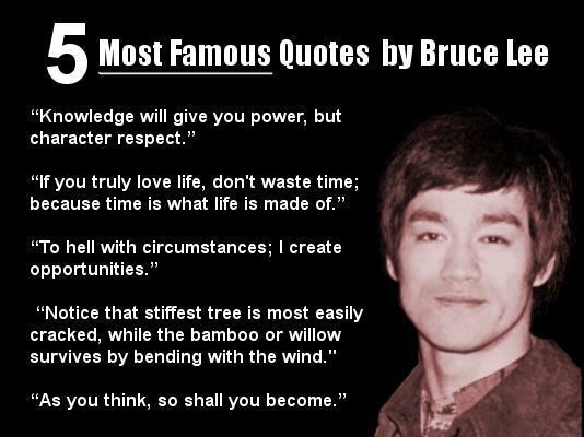 Bruce Lee Quote 2 Picture Quote #1
