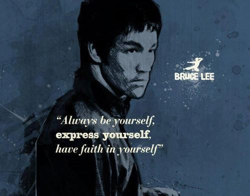 Bruce Lee Quote 6 Picture Quote #1