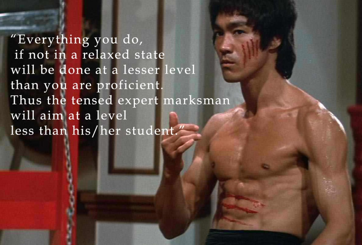 Bruce Lee Quote 7 Picture Quote #1