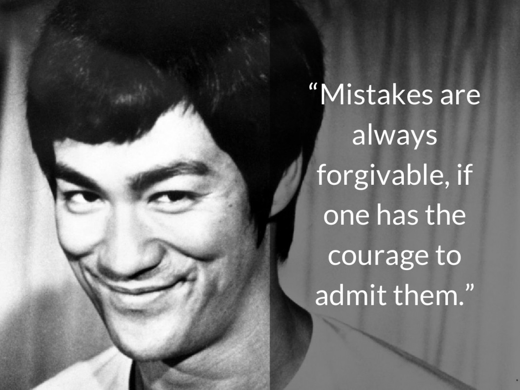 Bruce Lee Quote 9 Picture Quote #1
