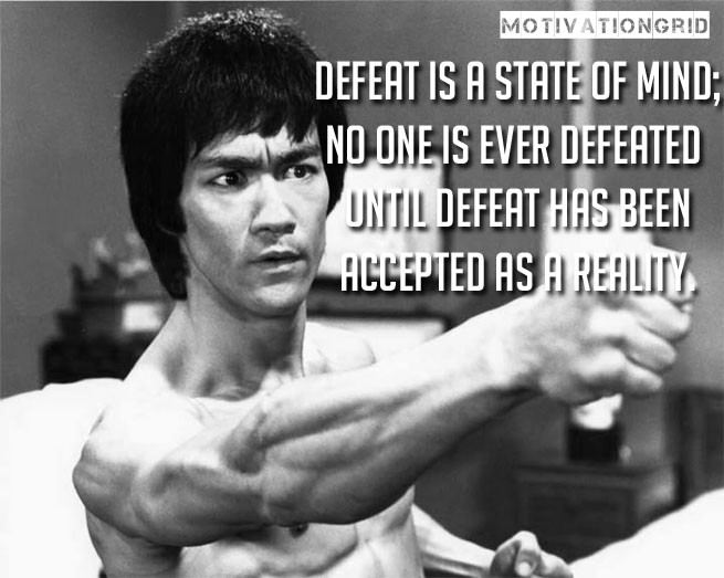 Bruce Lee Quote 13 Picture Quote #1