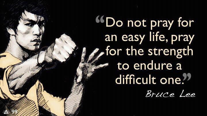 Bruce Lee Quote 17 Picture Quote #1