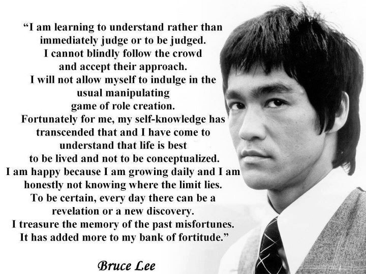 Bruce Lee Quote 19 Picture Quote #1