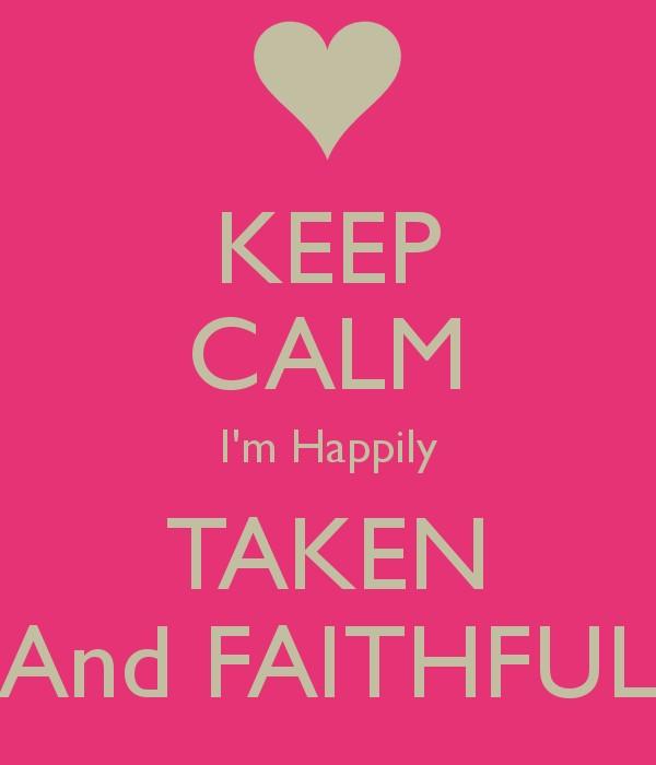 Im Faithful Quote 1 Picture Quote #1